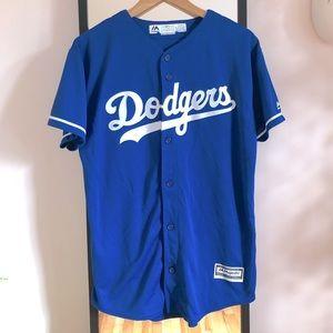LA Dodgers Los Angeles Baseball Jersey MLB